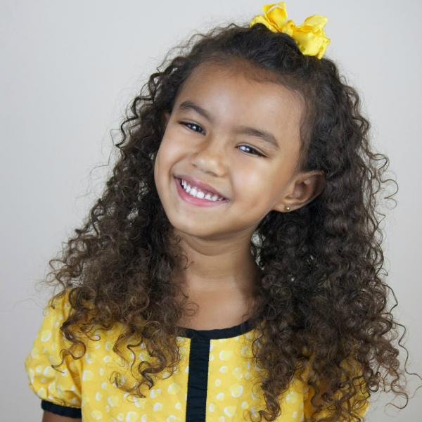 CurlyKids - For A Curly World - Article - 6 Awesome Ways to Accessorize Curly Hair