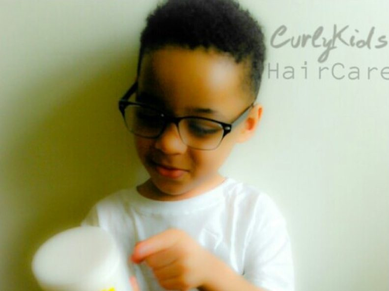 CurlyKids - For A Curly World - Ambassadors - East Coast - River